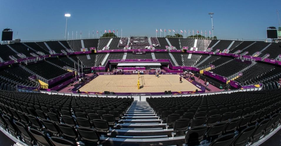 FIVB anunciou que o traje de biquínis deixava de der a única opção das jogadoras para a Olimpíada