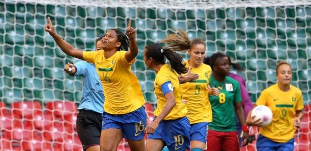 Seleção feminina não recebeu o modelo de 2012 da camisa, utilizado pelos homens desde fevereiro