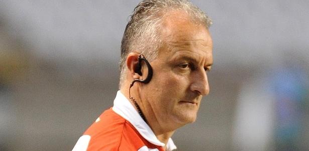 Dorival não conseguiu repetir bom desempenho do Fla no jogo contra o Palmeiras
