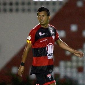 Novo reforço do América-RN, Índio participa de jogo pelo Vitória