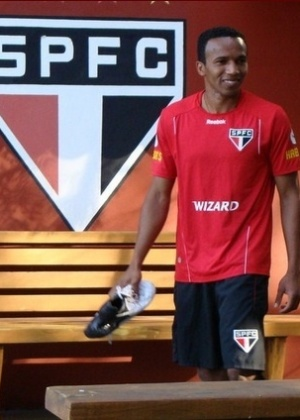 Site oficial do São Paulo
