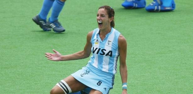 Luciana Aymar faz despedida nesta sexta-feira