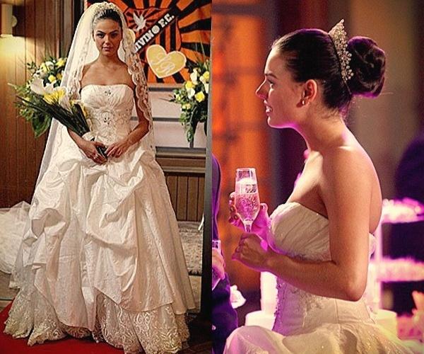 Casamento de Suelen (Ísis Valverde) em
