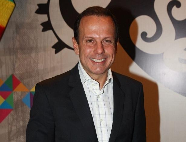 O empresário e publicitário João Dória, que tenta candidatura à Prefeitura de São Paulo pelo PSDB