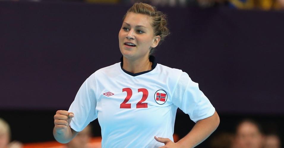 Amanda Kurtovic, atleta de handebol da Noruega