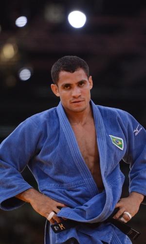 Brasileiro Bruno Mendonca lamenta derrota para o holandês Dex Elmont na segunda rodada da categoria até 73 kg