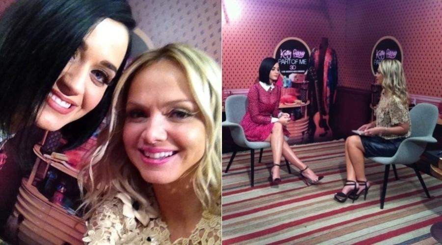 Eliana entrevista Katy Perry (30/7/12)
