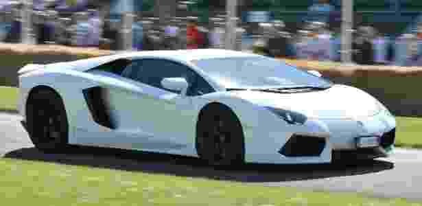 Lamborghini Aventador - Divulgação - Divulgação
