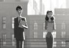 """Melhor curta de animação foi para """"Paperman"""", da Disney. O filme é em preto e branco e foi exibido antes de """"Detona Ralph"""""""
