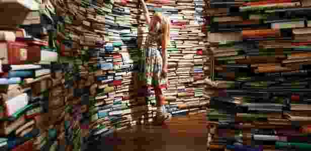 Bienal do Livro de SP é uma das 200 feiras e festivais literários que acontecem este ano no país - Olivia Harris/Reuters