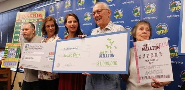 Dois nova-iorquinos ganharam um milhão de dólares cada um dentro de um período de duas semanas  - Reprodução/Buffalo News