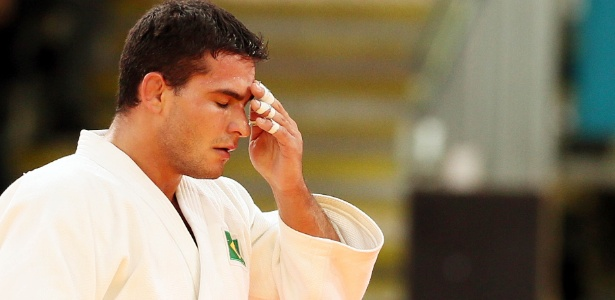 Leandro Guilheiro lamenta derrota para japonês Takahiro Nakai na repescagem