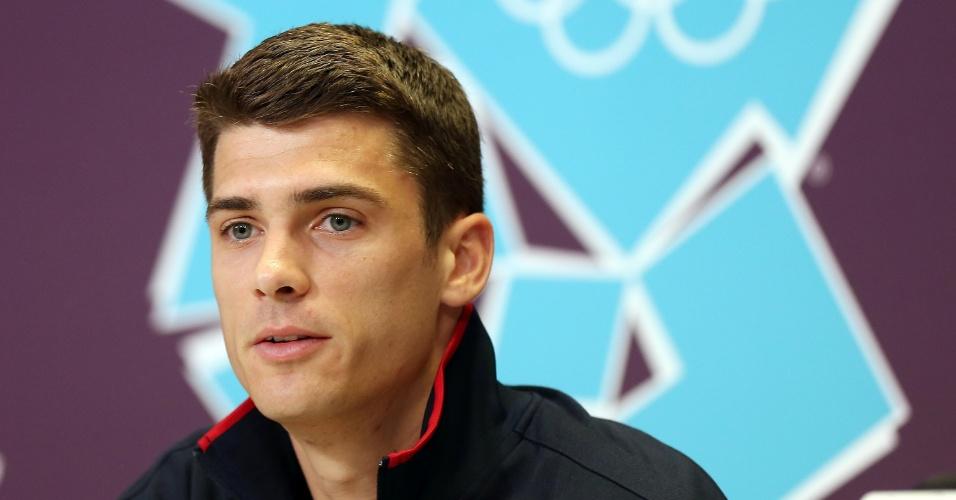 Matthew Anderson, ponteiro da seleção de vôlei dos Estados Unidos