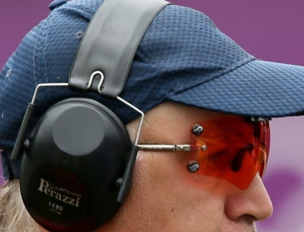 proteção e cuidados para a competição do tiro