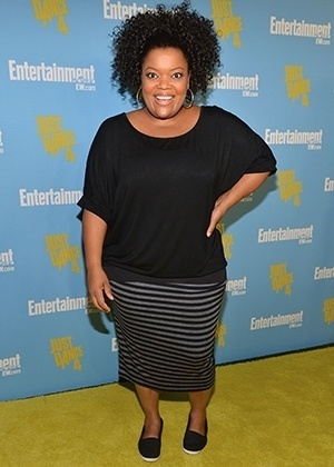 "Yvette Nicole Brown é Shirley em ""Community"""