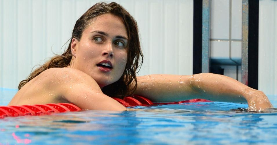Zsuzsanna Jakabos, atleta húngara da natação