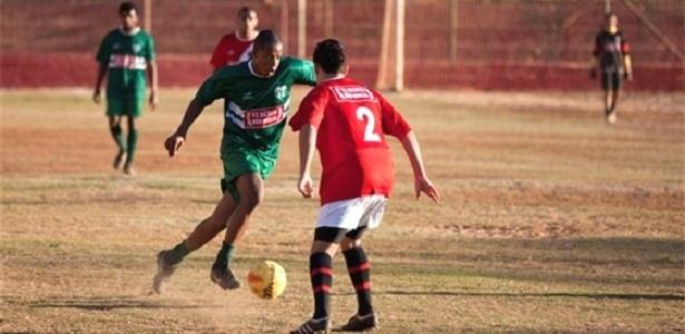 BH: O Marrocos FC aplicou a maior goleada do torneio sobre o Havaí EC, no campo do Betânia