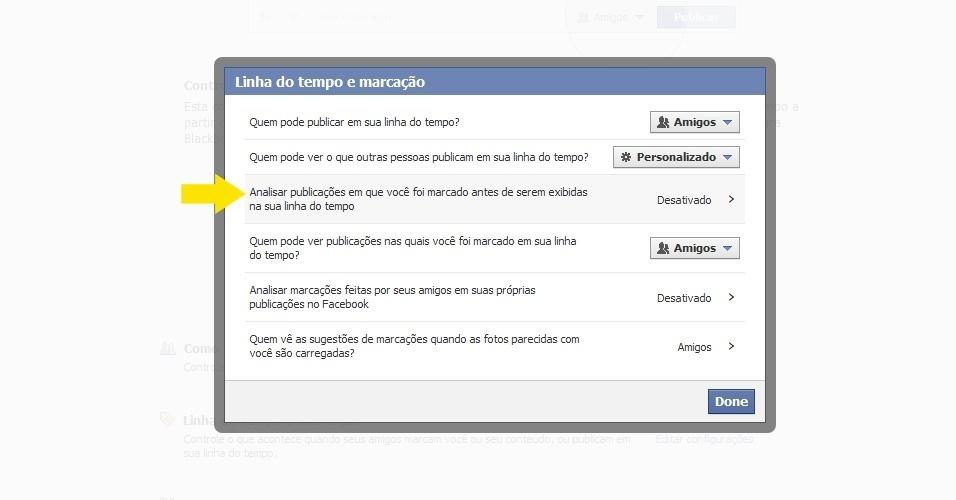Como fechar o ''corpo do seu Facebook''Facebook