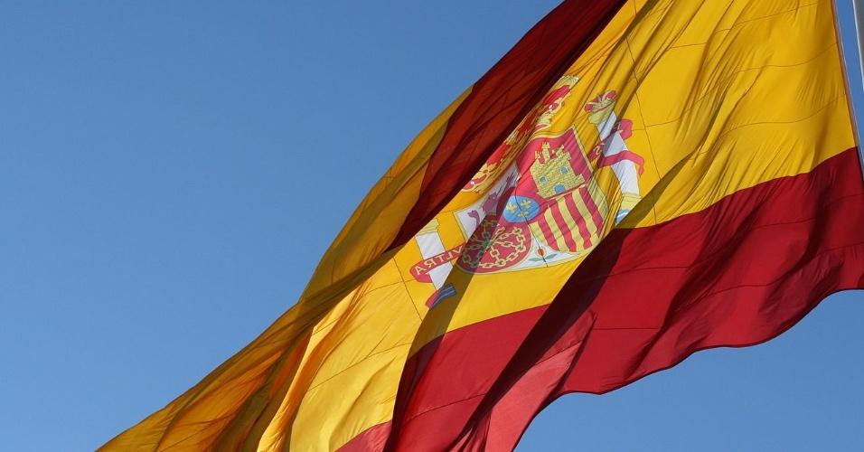 Espanhol; bandeira da Espanha