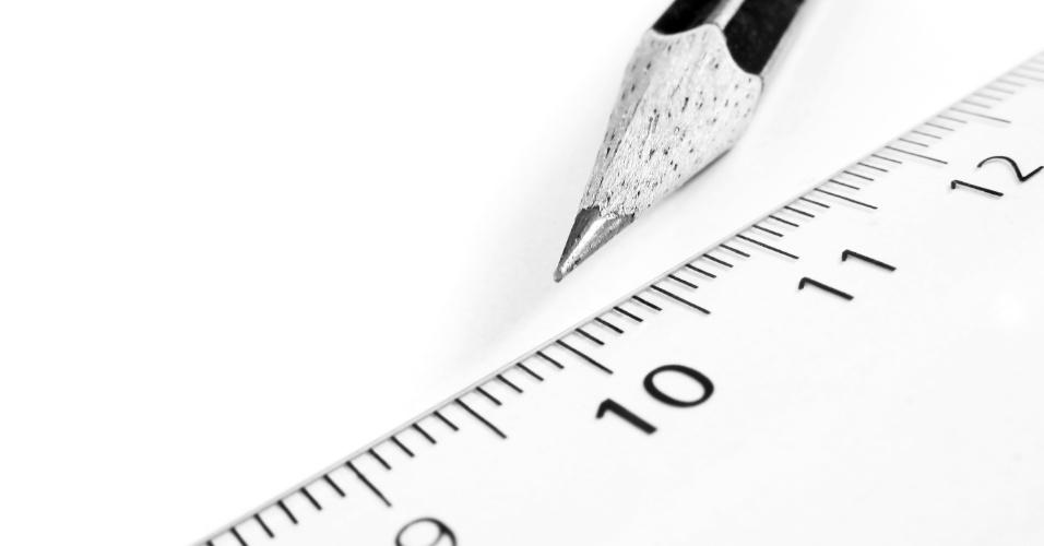 Geometria, régua, lápis