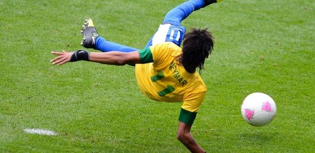 Neymar anotou três gols na Olimpíada e realizou quatro assistências; agora é a final contra o México
