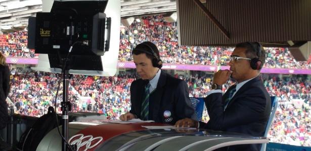 Romário foi crítico de Mano desde o Pan de Guadalajara, quando foi comentarista pela TV Record