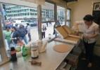 Trailers de comida na Filadélfia crescem com a internet e fazem sucesso com locais e turistas - Jessica Kourkounis/The New York Times