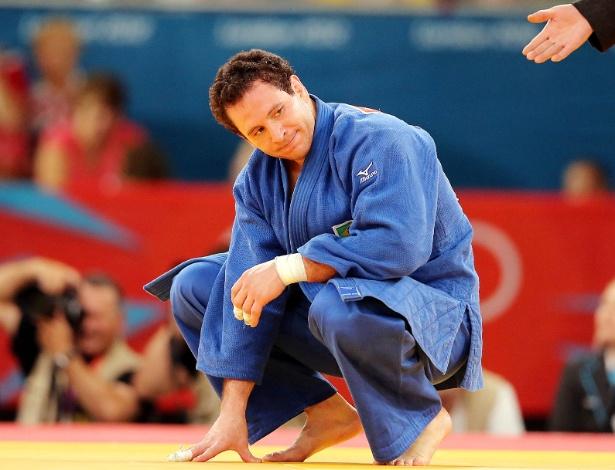 Tiago Camilo foi derrotado na disputa do bronze da categoria até 90 kg e sai de Londres sem medalha