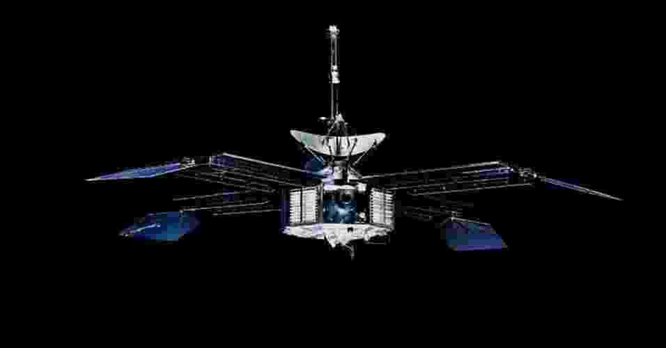3.ago.2012 - A sonda norte-americana Mariner 4 foi a primeira a alcançar com sucesso a órbita de Marte em 1964, produzindo 21 imagens - Nasa