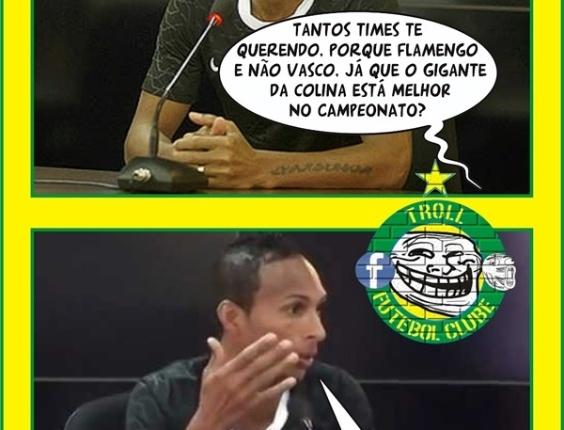 Corneta FC: Liedson explica opção pelo Flamengo