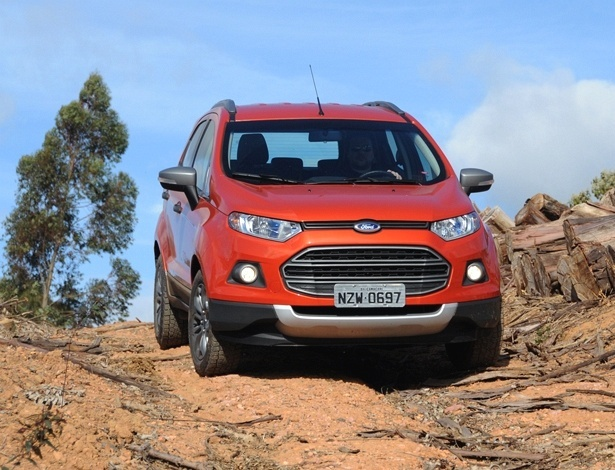 EcoSport Freestyle 1.6: Ford avalia que versão, a quase R$ 60 mil, será a best-seller  - Murilo Góes/UOL