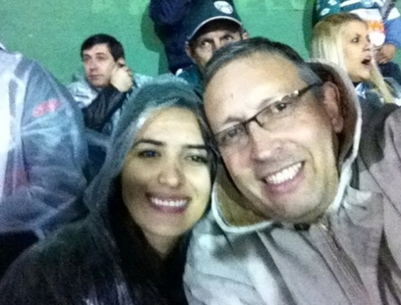 Prestigiou o Coritiba nessa rodada do Brasileirão? Mande as fotos para o UOL!