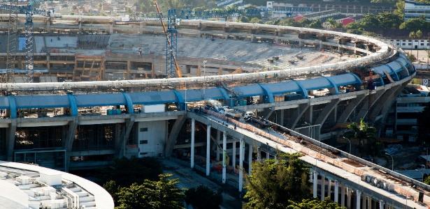 Segundo delações, Cabral levou R$ 4 milhões de propina pela reforma do Maracanã, palco da final da Copa do Mundo de 2014