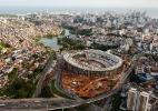 Obras na Arena Fonte Nova - Divulgação
