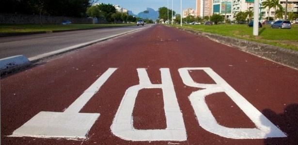 Linha de BRT na Zona Oeste do Rio, obra que gera o maior número de remoções na cidade