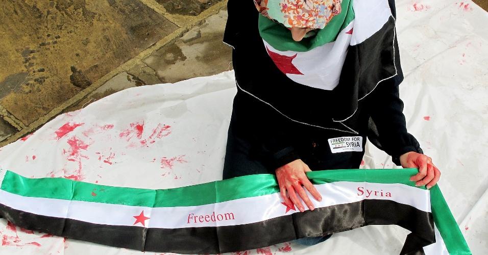 Site põe sírio como parente de ditador e gera mal estar e protesto no hipismo