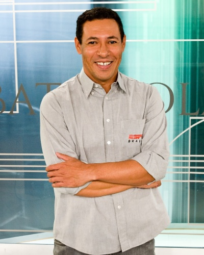 Cledi Oliveira, narrador da ESPN Brasil