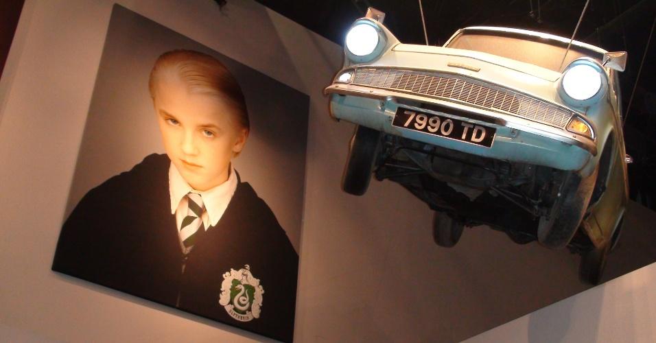 No norte de Londres está o estúdio onde foram filmados os filmes de Harry Potter, que agora virou um museu com locações, figurinos e utensílios usados nas gravações. Há veículos usados, casas cenográticas e uma loja no final