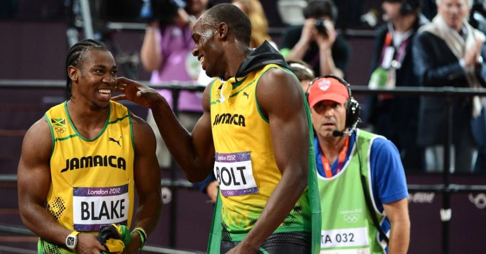 Usain Bolt cele...