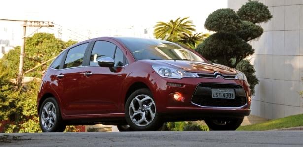 Novo Citroën C3 manteve a primeira colocação geral e é o carro com o custo de reparo mais barato do Brasil - Murilo Góes/UOL