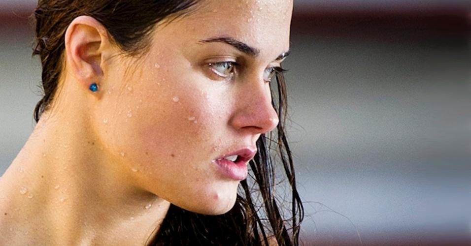 Húngara Zsuzsanna Jakabos pretende se dedicar à fotografia quando deixar a carreira de atleta