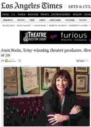 LA Times / Reprodução