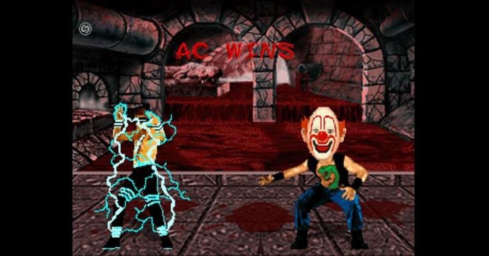 """""""Tattoo Assassins"""" foi criado para rebater """"Mortal Kombat"""", mas nunca foi lançado - ainda assim, imagens do protótipo assombram jogadores e a internet"""