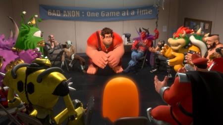 """Reunião dos """"malvados anônimos"""", com vilões conhecidos do mundo dos videogames"""