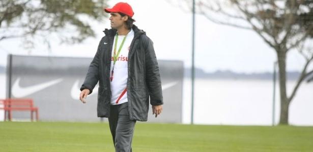 Ex-atacante foi técnico do Inter no segundo semestre de 2012 e disparou contra estrutura do clube - Wesley Santos/Press Digital