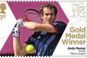 Andy Murray vira selo em sua cidade natal depois de conquistar ouro olímpico