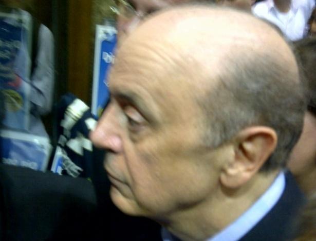 Palmeirense, José Serra também compereceu ao lançamento da biografia de Marcos