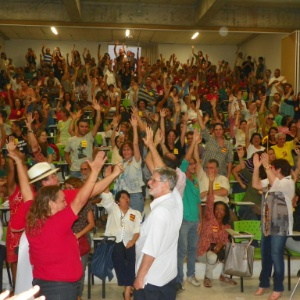 Professores de federais da Bahia decidiram nesta terça-feira (7) manter greve - Anderson Sotero/UOL
