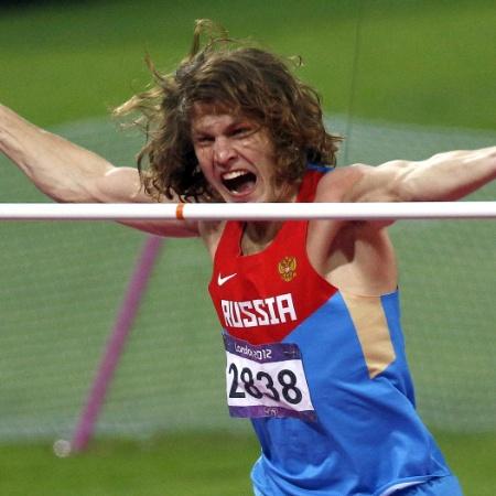 Entre os afastados, está Ivan Ukhov, campeão do salto em altura na Olimpíada de 2012, em Londres (foto) - EFE/Alberto Estévez