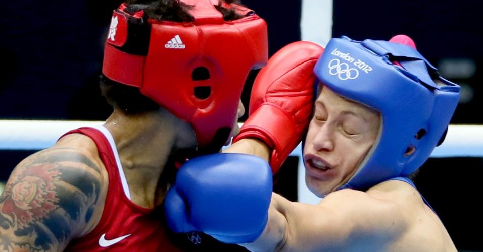 Adriana Aparecida foi derrotada por russa na semifinal da categoria até 60 kg e ficou com a medalha de bronze